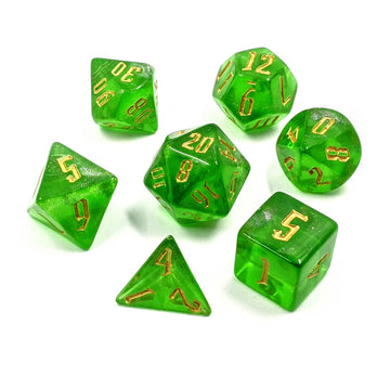 Alchemy Chromium  | Dice Set