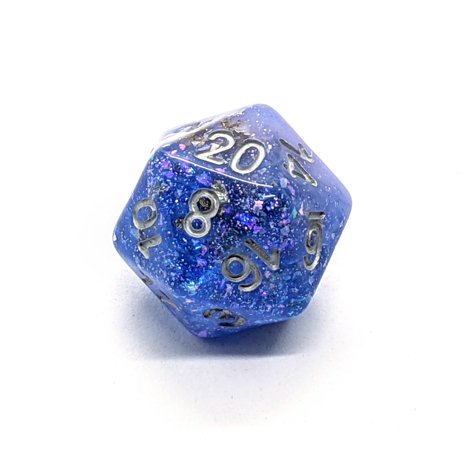 Feywild Cornflower | Dice Set