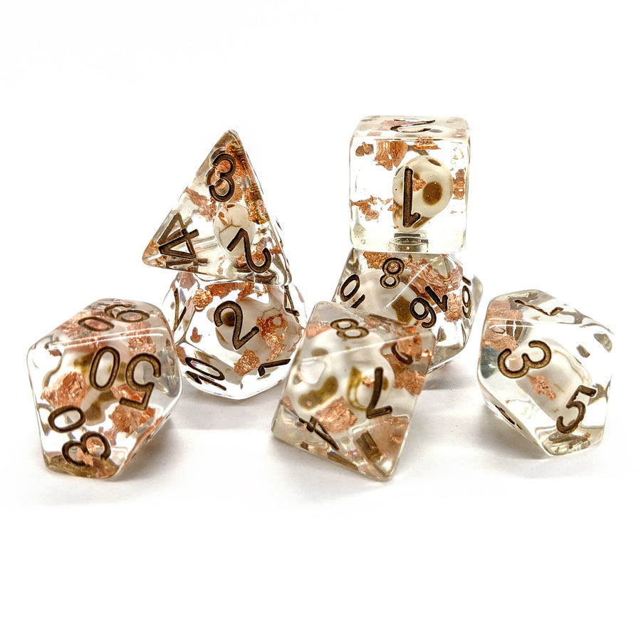 Buried Riches | Dice Set