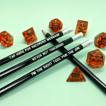 D&D Class Pencil Set | Artificer
