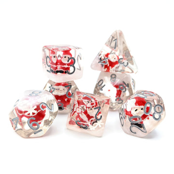 Santa | Oversized Dice Set