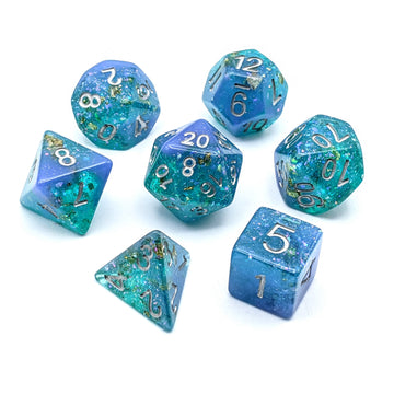 Feywild Ocean | Dice Set