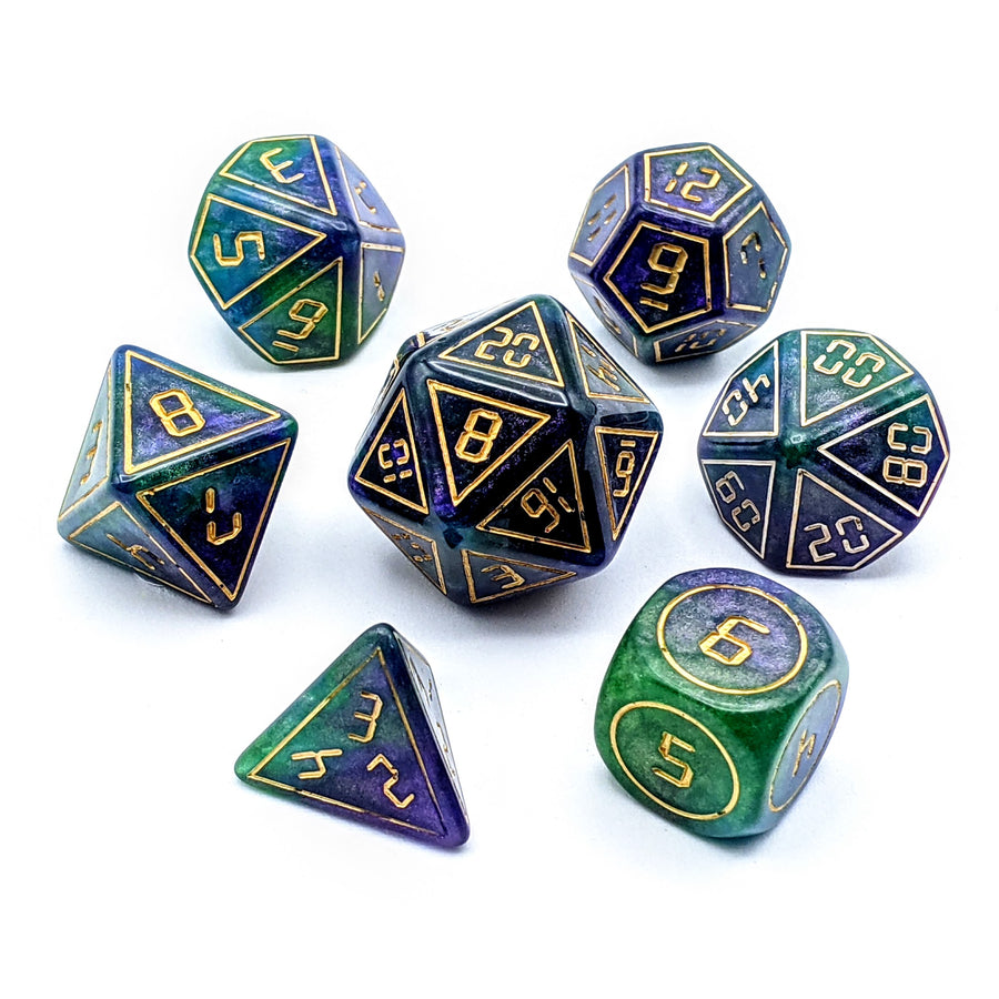 Interstellar Voyager | Dice Set