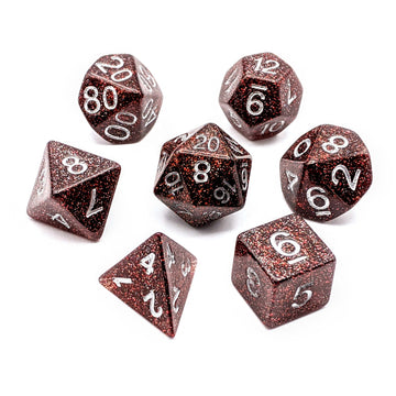 Flash Crimson | Dice Set