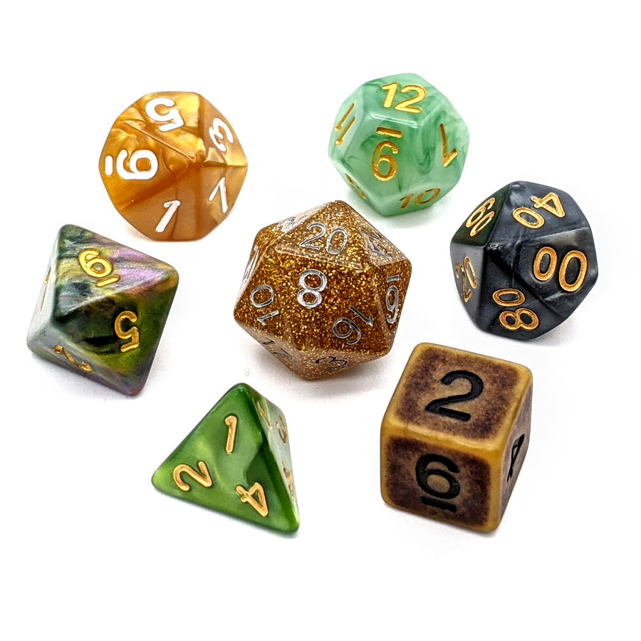 Nott Dice Palette | Mighty Nein