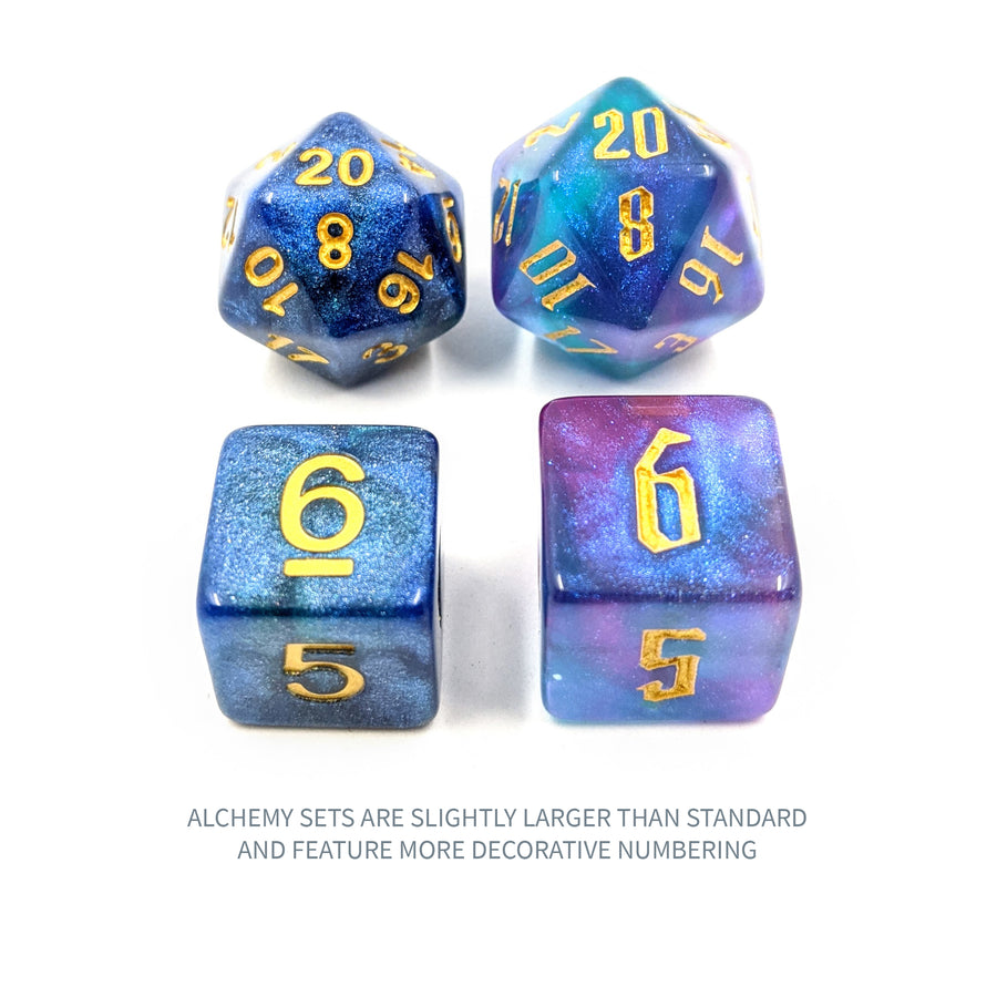 Alchemy Uranium | Dice Set