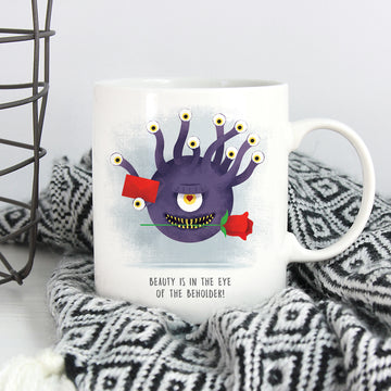 Beautiful Beholder Mug