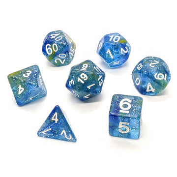 Clear Waters | Dice Set