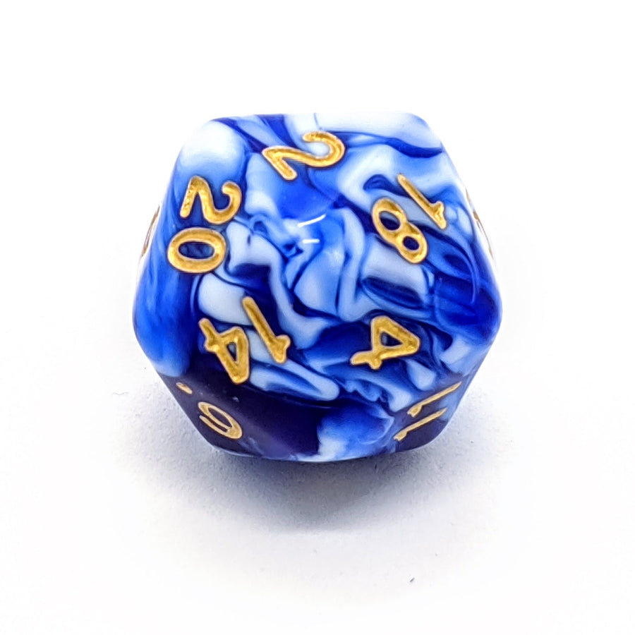 Blue Marble | Dice Set