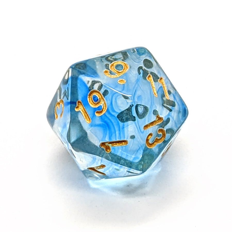 Blue Mist | Dice Set