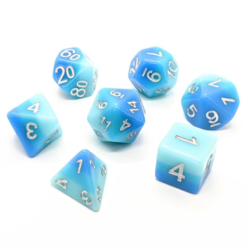 Ocean Breeze Layers | Dice Set