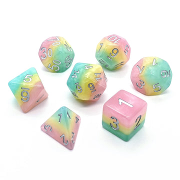 Spring Layers | Dice Set