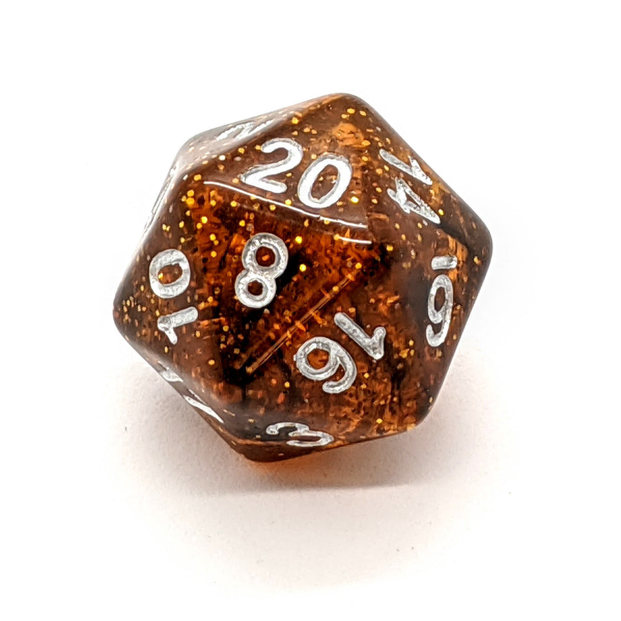 Tiger's Eye | Dice Set