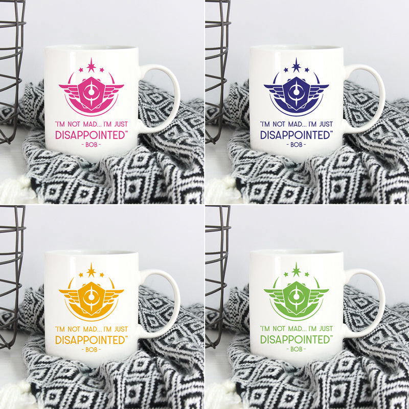 T.I.M.E. Stories Mug Set of 4