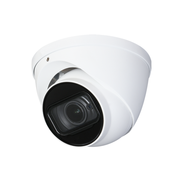 4K IP Eyeball Network Camera w/ 2.7mm ~12mm Motorized Lens - 247 Security Cameras