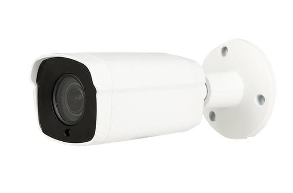 4MP HDCVI,  WDR Outdoor Analog HD Bullet Camera with 2.7-12 mm Motorized Zoom Lens - 247 Security Cameras