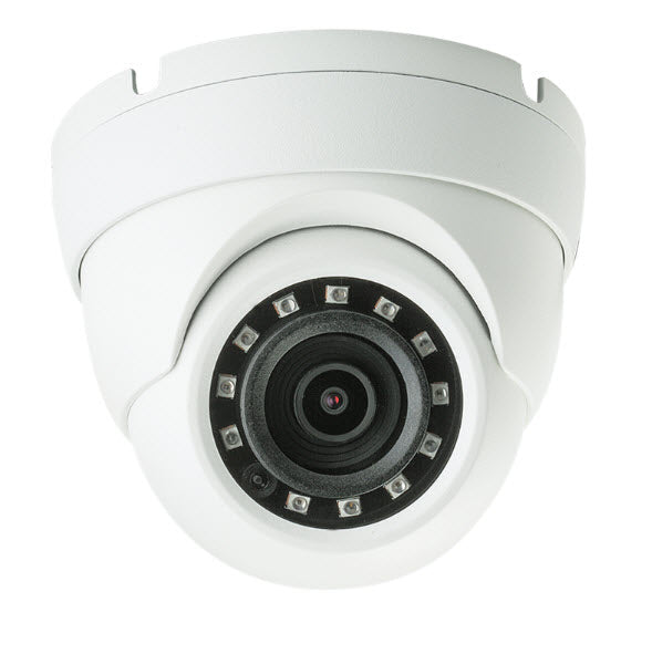 4 MP VandalProof IP Dome Camera with Night Vision