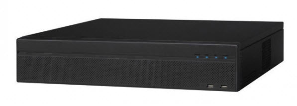 64 Channel NVR.  4K Capable with H.265 and H.264 compression.  16 Terabyte hard drive Included - 247 Security Cameras