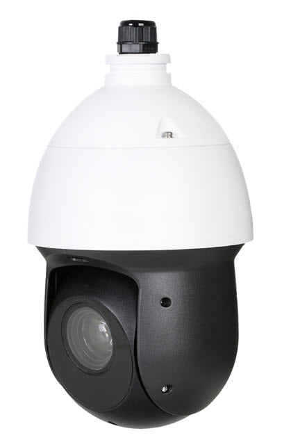 2MP IP PTZ Security Camera with 25X ZOOM, with 300FT Night Vision, Built in POE+