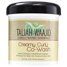 TALIAH WAAJID Creamy Curly Co-Wash