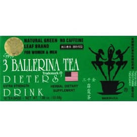 3 Ballerina Herbal Tea