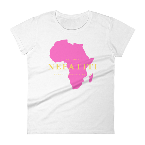 Women's Nefatiti Beauty Africa T-Shirt
