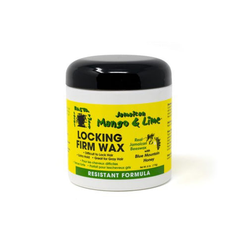 JAMAICAN MANGO AND LIME Locking Firm Wax