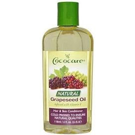 COCOCARE Natural Grapeseed Oil