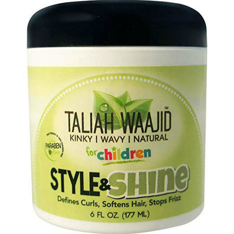 TALIAH WAAJID for Children Style and Shine