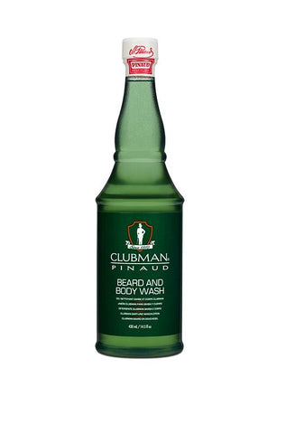 CLUBMAN PINAUD Beard and Body Wash