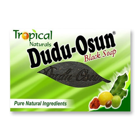 TROPICAL NATURALS Dudu-Osun Black Soap