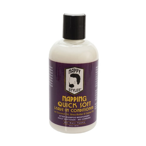 NAPPY STYLES Napping Quick Soft Leave-In Conditioner