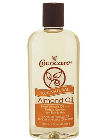 COCOCARE 100% Natural Almond Oil
