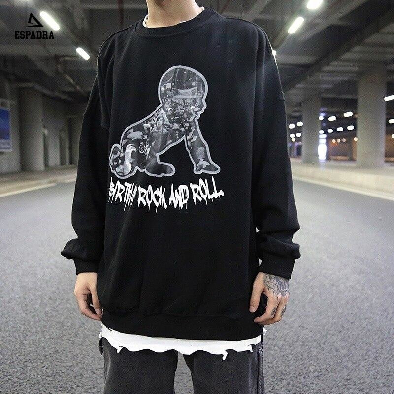 Birth Of Rock And Roll Pullover Streetwear