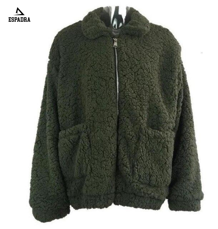 Confiierre Jacket Army Green / S