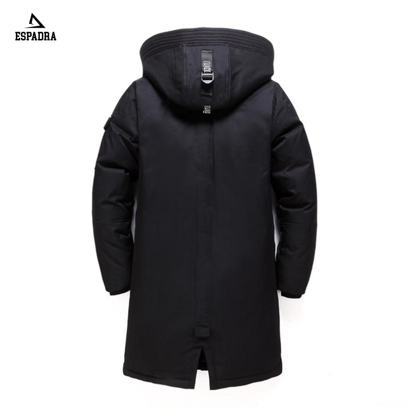 New Thick Warm Mid-Lenght Fashion Jacket