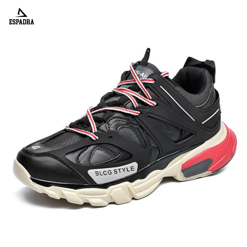 Padoue Sneakers Black Red / 8