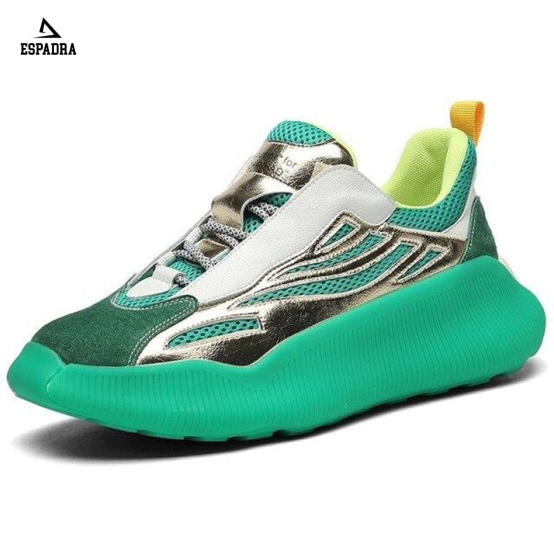 Ruinas Sneakers Green / 7