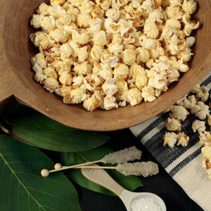 Classic Kettle Popcorn - Nibblers Popcorn Company