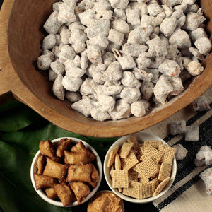 Puppy Chow Popcorn - Nibblers Popcorn Company
