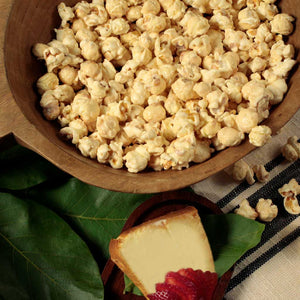 Cheesecake Popcorn - Nibblers Popcorn Company