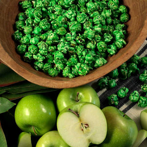 Green Apple Popcorn - Nibblers Popcorn Company