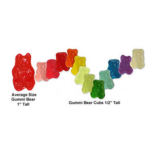 Gummy Bear Cubs Confection - Nibblers Popcorn Company