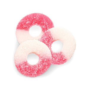 Gummy Watermelon Rings Confection - Nibblers Popcorn Company