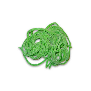 Licorice Laces - Sour Green Apple Confection - Nibblers Popcorn Company