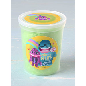 Alien Fluff Confection - Nibblers Popcorn Company