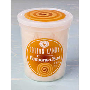 Cinnamon Bun Confection - Nibblers Popcorn Company