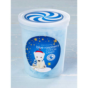 Holiday Blue Raspberry Confection - Nibblers Popcorn Company