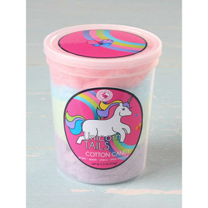 Unicorn Tails Confection - Nibblers Popcorn Company