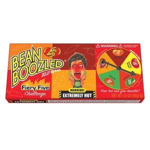 Bean Boozled Fiery Five Challenge Confection - Nibblers Popcorn Company